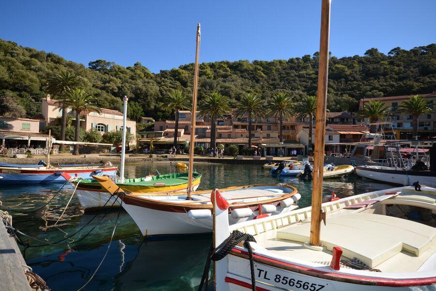 Port de Port-Cros à Hyères - 5