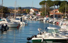 port de l'Ayguade Hyères