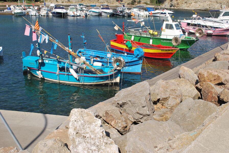 Port du Niel à Hyères - 1