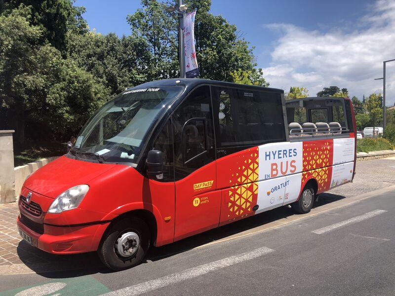 Visite de Hyères en bus à Hyères - 2