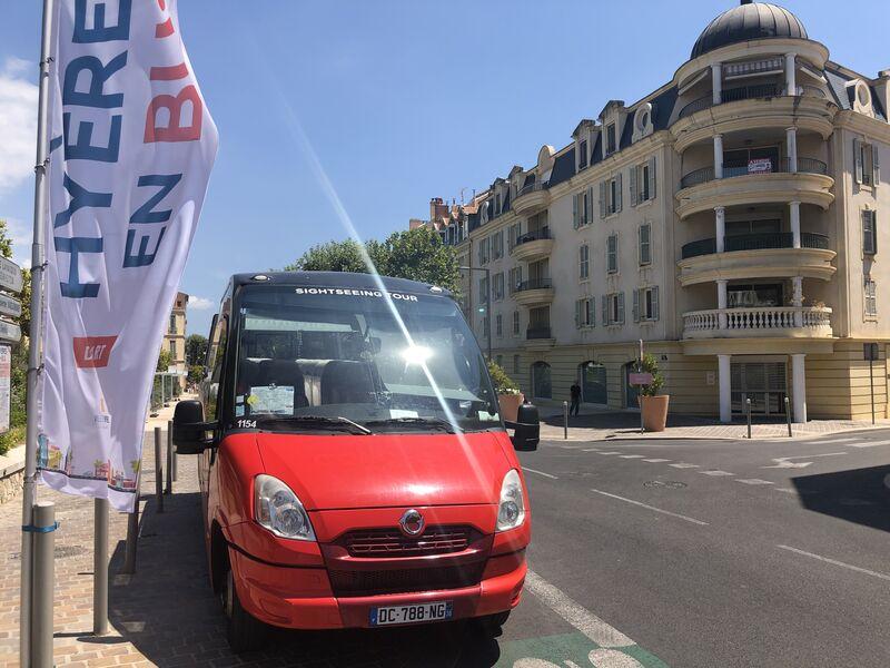 Visite de Hyères en bus à Hyères - 5