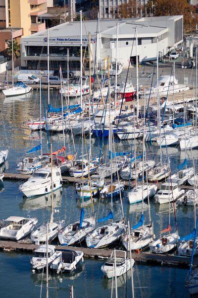 Darse Nord du Mourillon à Toulon - 3