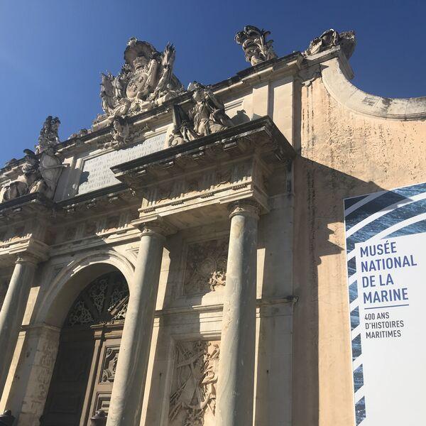 Visite flash du Musée de la Marine à Toulon - 0