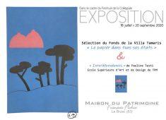 Agenda exposition Maison du Patrimoine Six Fours