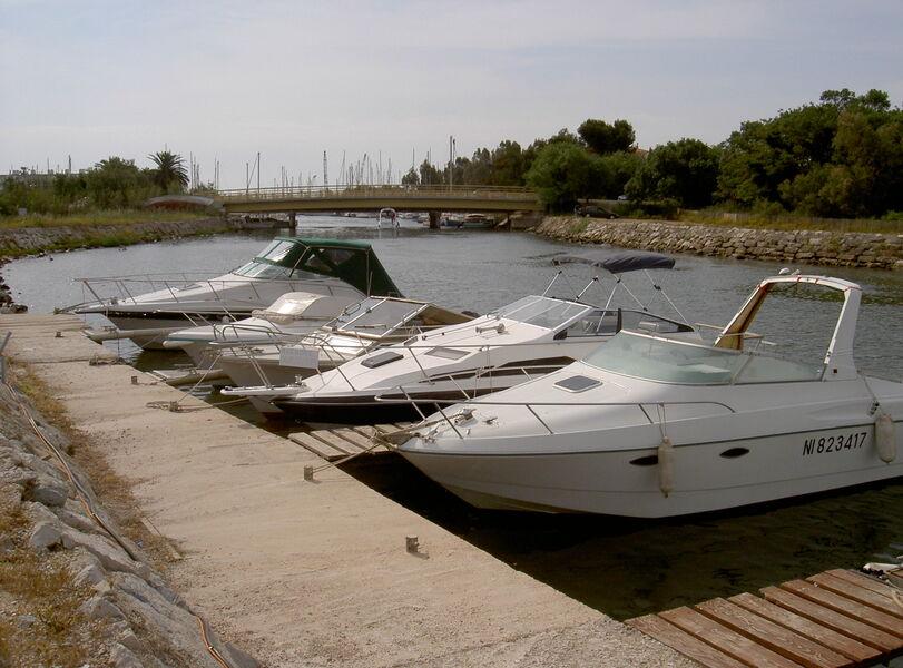 Port du Gapeau à Hyères - 1