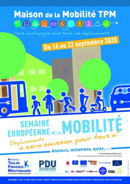 Semaine Européenne de la Mobilité à Toulon - 0