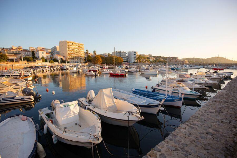 Port Saint-Louis du Mourillon à Toulon - 1