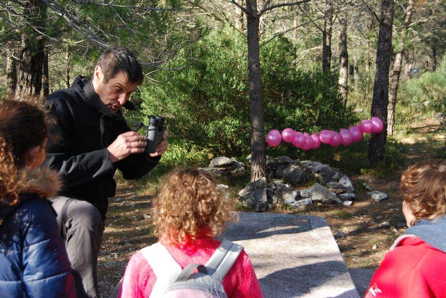 Jeune public – Sortie nature – Les petits aventuriers de la forêt à Toulon - 1