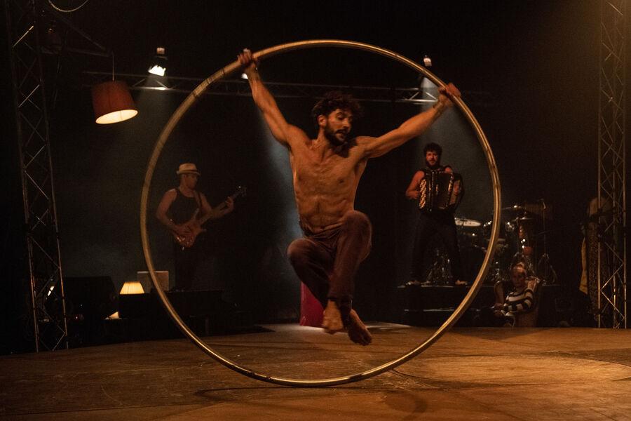 Cirque «Born to be circus» par le Circo Zoé à La Seyne-sur-Mer - 0