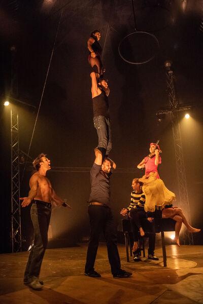 Cirque «Born to be circus» par le Circo Zoé à La Seyne-sur-Mer - 2