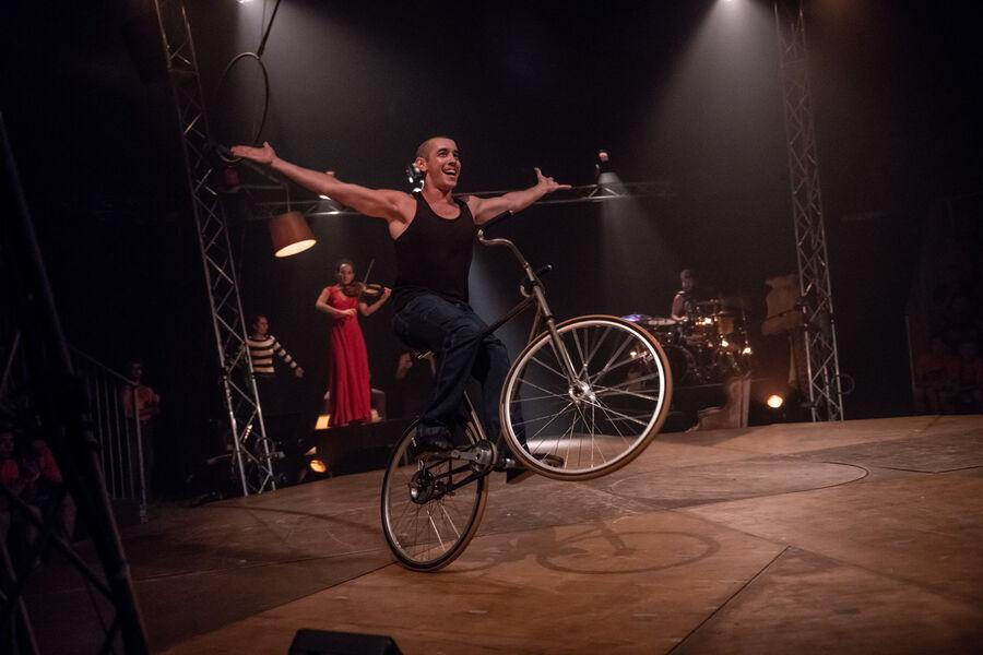 Cirque «Born to be circus» par le Circo Zoé à La Seyne-sur-Mer - 3