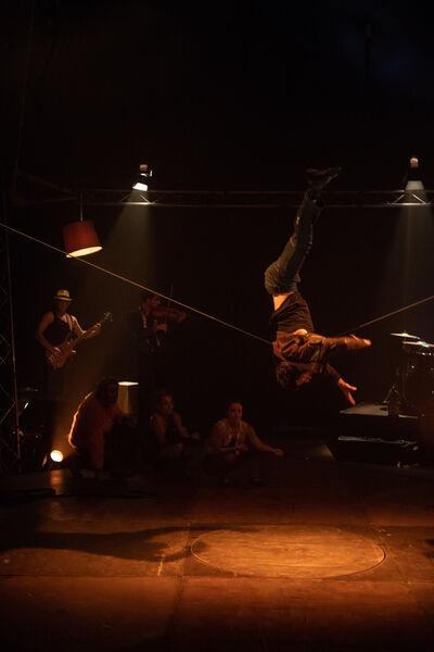 Cirque «Born to be circus» par le Circo Zoé à La Seyne-sur-Mer - 4