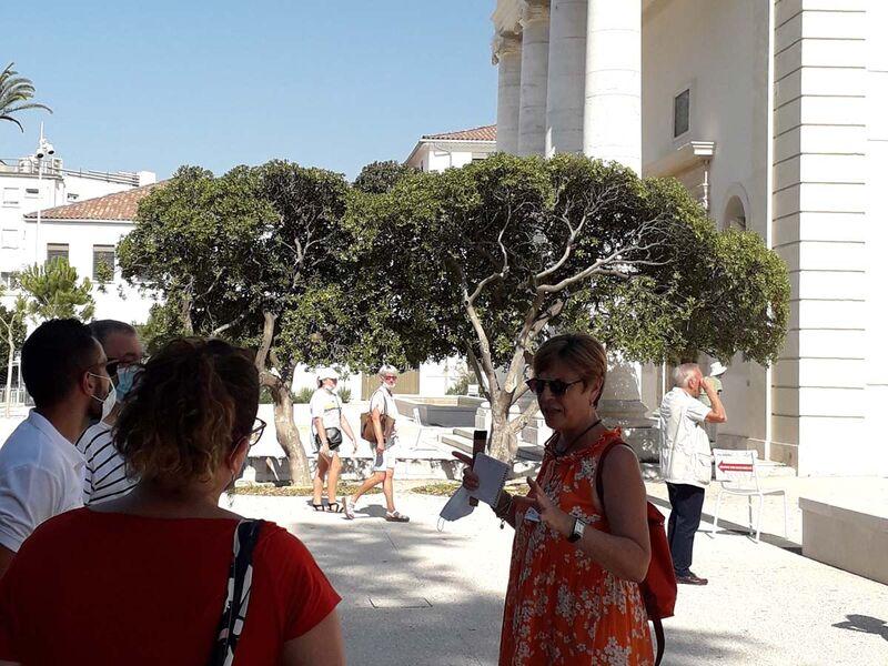 Autour de Chalucet, les débuts de la vie moderne à Toulon – Visite guidée à Toulon - 0
