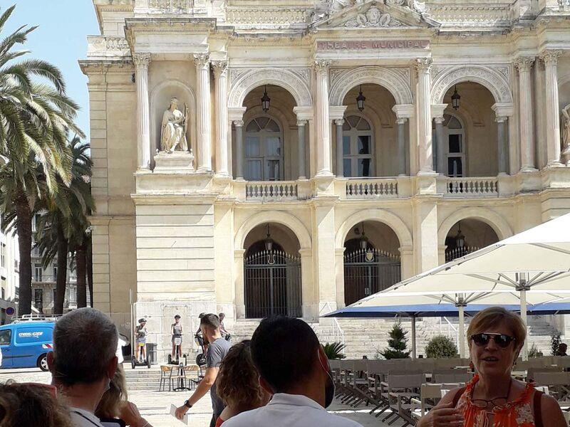 Autour de Chalucet, les débuts de la vie moderne à Toulon – Visite guidée à Toulon - 2