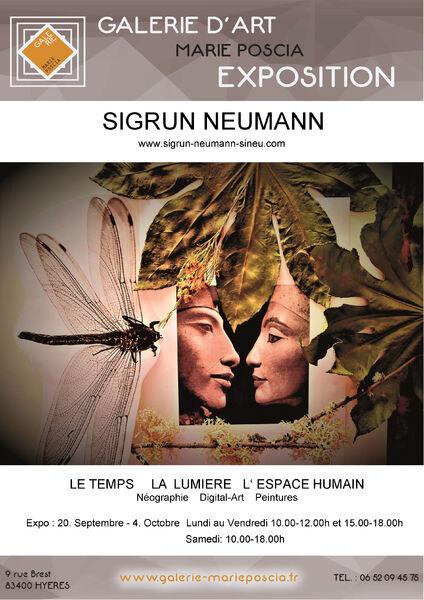 Exposition d'ART à Hyères - 0