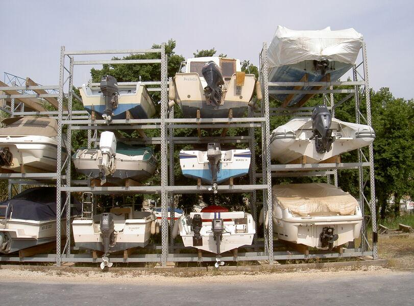 Port du Gapeau à Hyères - 2