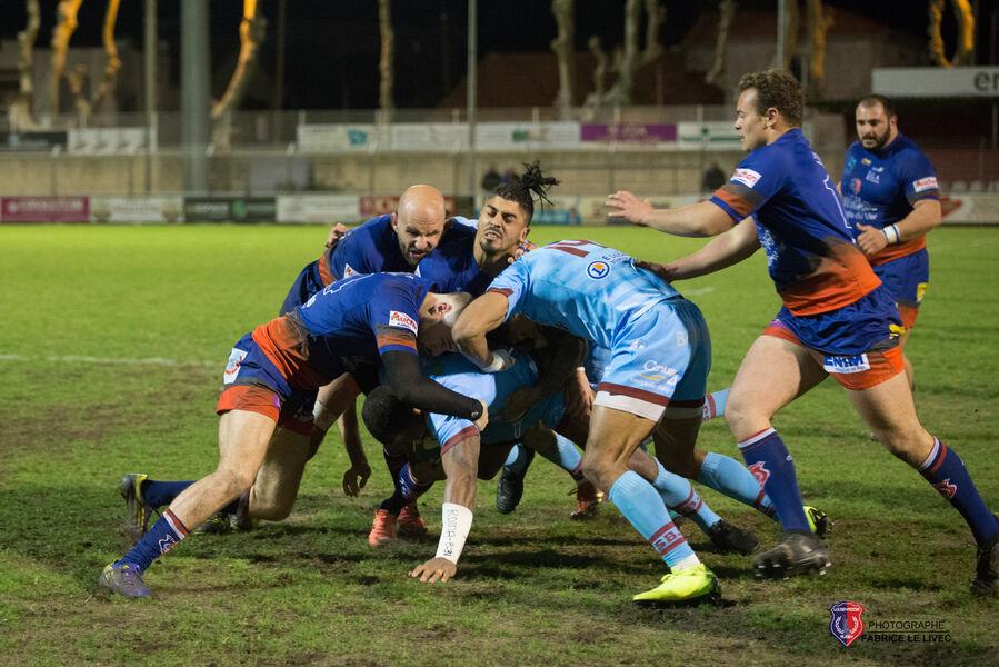 Match de rugby : US Seynoise / Lavaur à La Seyne-sur-Mer - 0