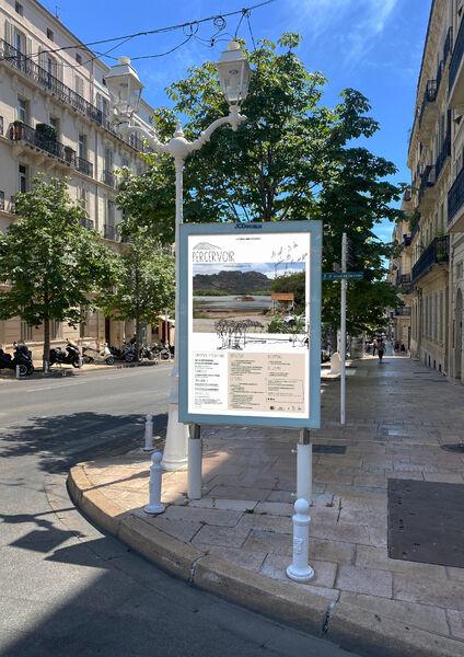 Exposition – Percervoir. L'intime des paysages du Var à Toulon - 0