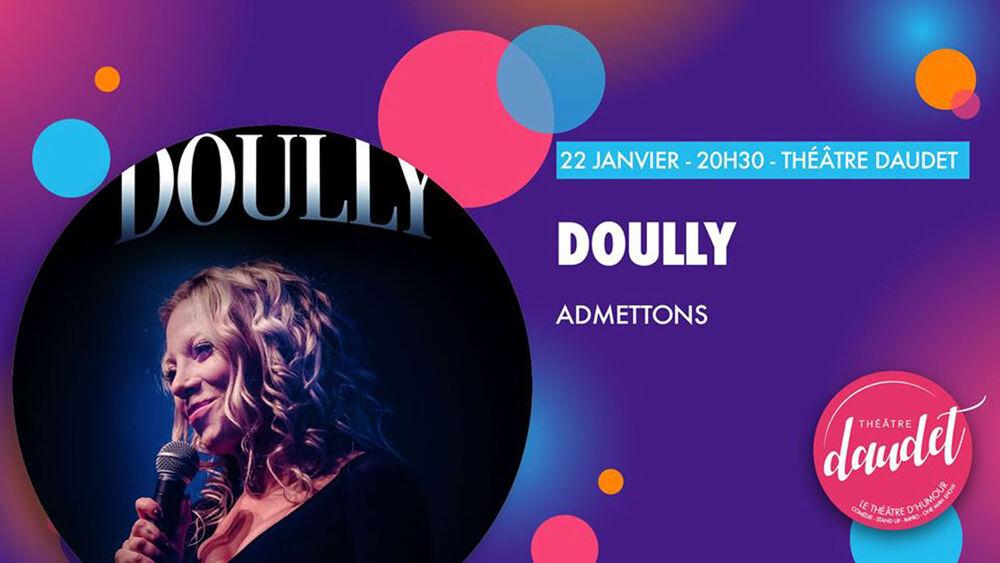 Annulé : Spectacle «Admettons» de Doully à Six-Fours-les-Plages - 0