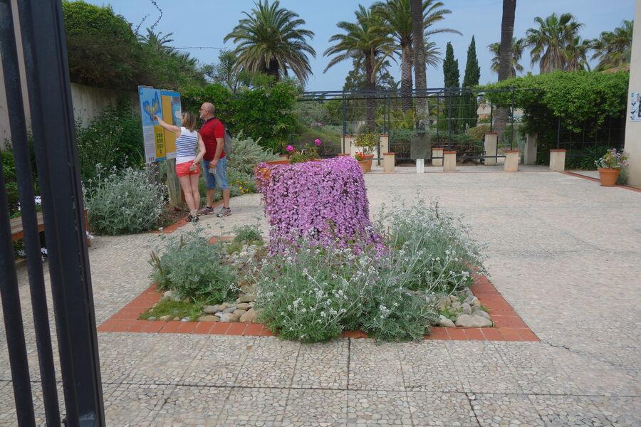 Jardin Emmanuel Lopez à Hyères - 0
