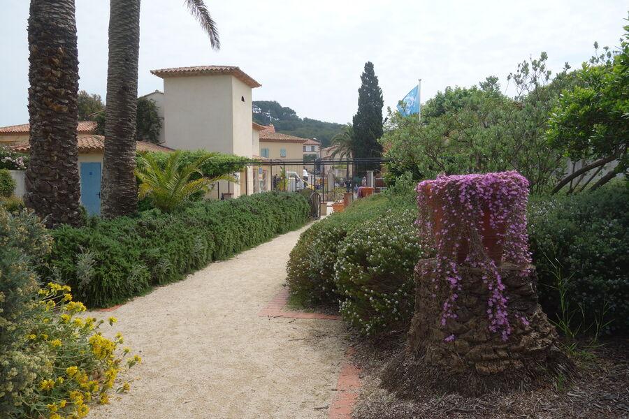 Jardin Emmanuel Lopez à Hyères - 2