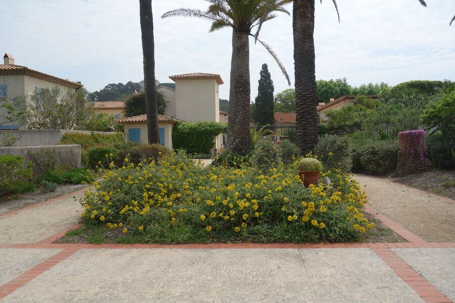 Jardin Emmanuel Lopez à Hyères - 3