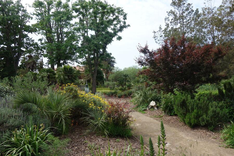 Jardin Emmanuel Lopez à Hyères - 4