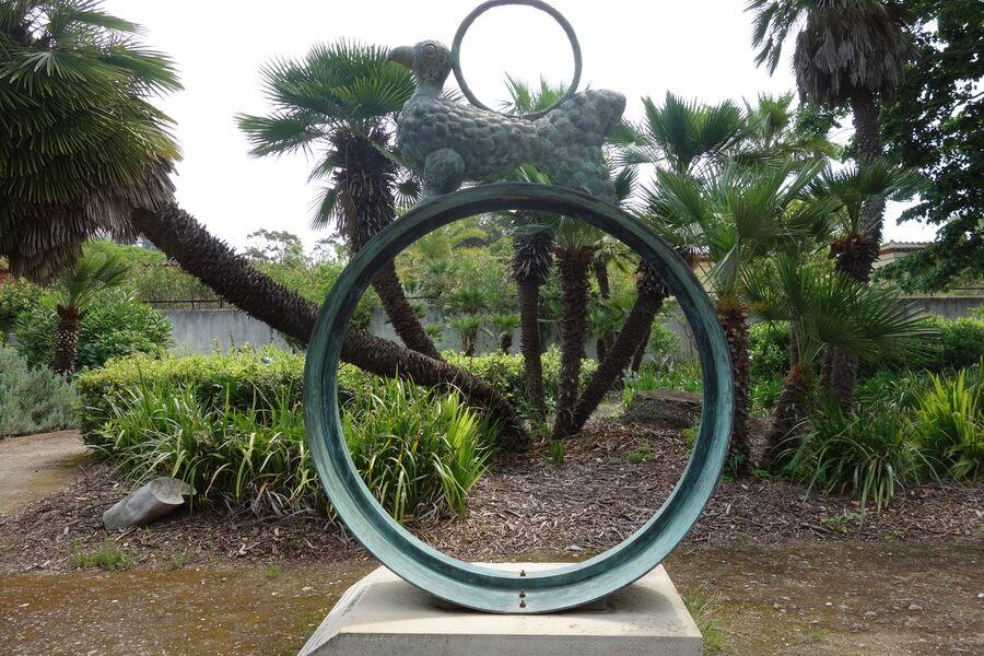 Jardin Emmanuel Lopez à Hyères - 7