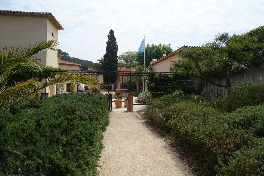 Jardin Emmanuel Lopez à Hyères - 12