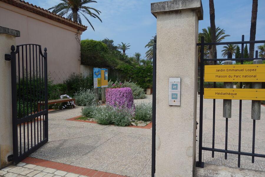 Jardin Emmanuel Lopez à Hyères - 13