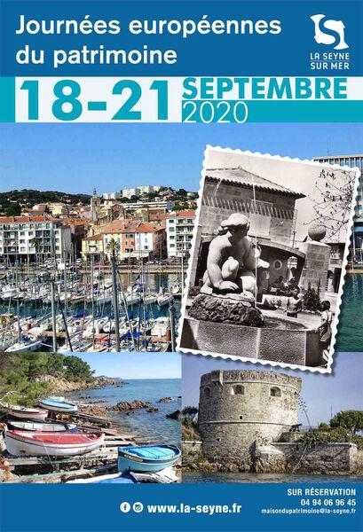 Journées européennes du patrimoine «Patrimoine & éducation : apprendre pour la vie» à La Seyne-sur-Mer - 0