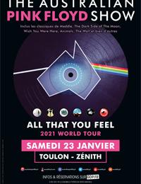Concert – The Australian Pink Floyd Show à Toulon - 0