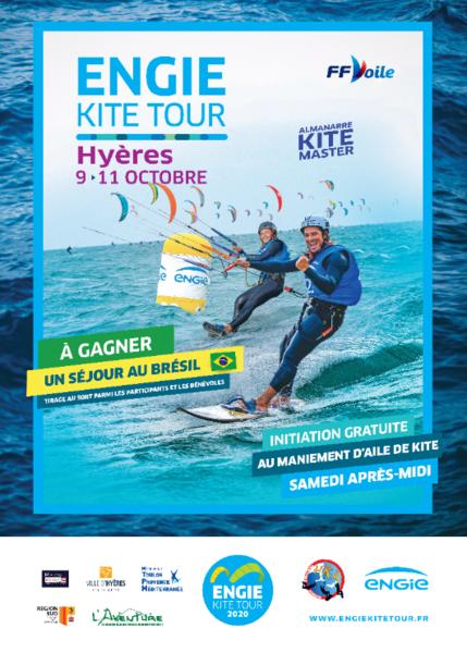 Engie Kite Tour – Almanarre Kite Master HKA à Hyères - 0