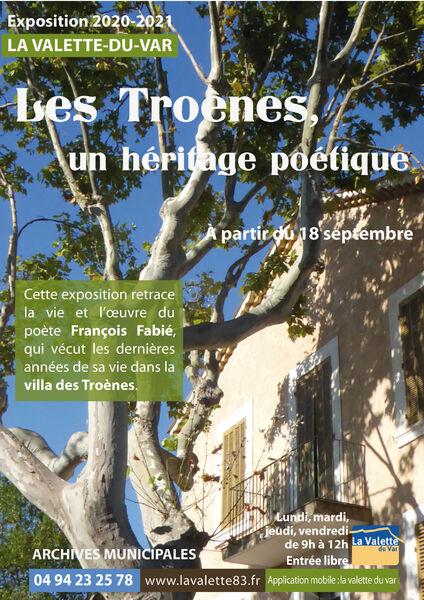 Journées européennes du patrimoines – Exposition à La Valette-du-Var - 0