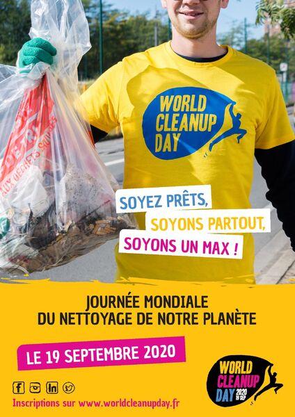 World clean up day – nettoyage de la plage de Saint Elme à La Seyne-sur-Mer - 0