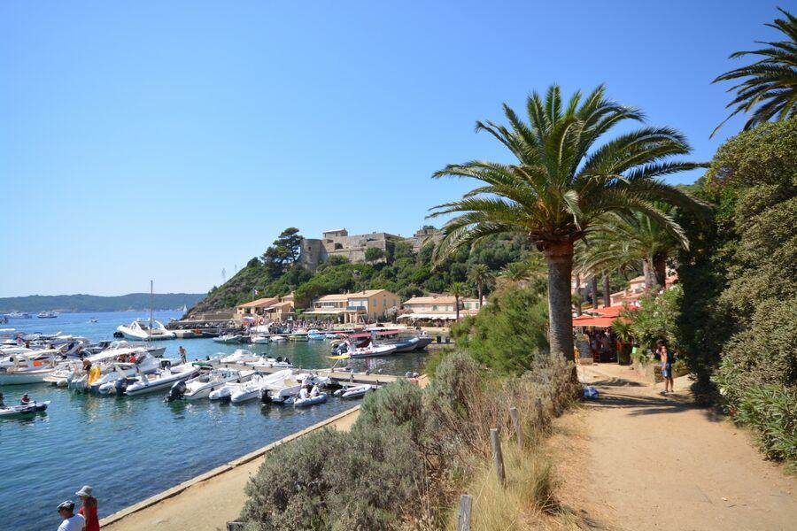 Journées européennes du Patrimoine – Port – Cros à Hyères - 0