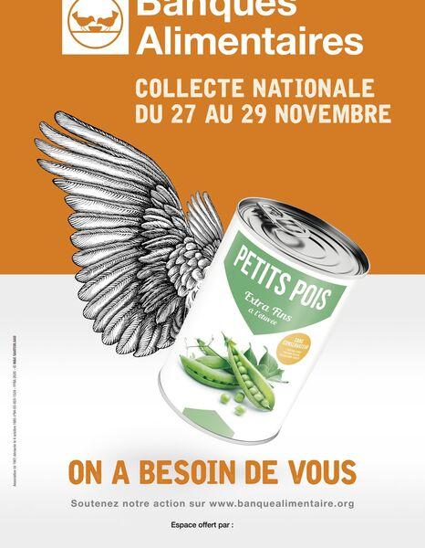 Collecte Banque Alimentaire du Var à Toulon - 0