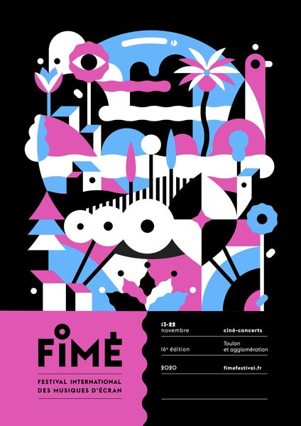 FiMé#16 – Festival International des Musiques d'Écran à Toulon - 0