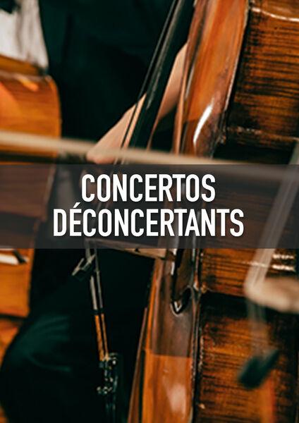Concert – Concertos déconcertants à Toulon - 0