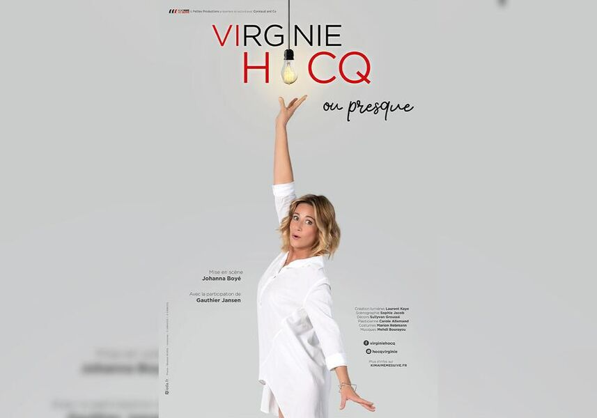 Virginie Hocq ou presque à Hyères - 0