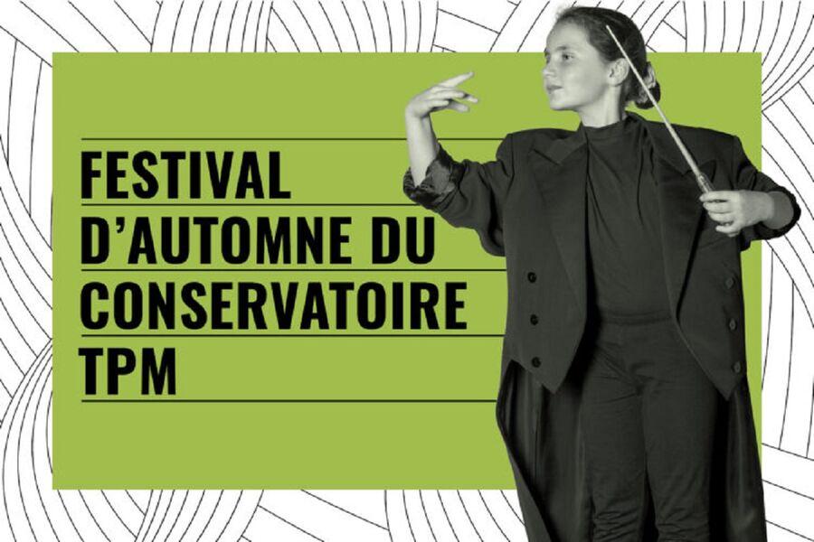 Festival d'Automne du Conservatoire TPM à Le Pradet - 0