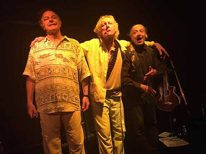 Annulé : Chanson à l'affiche avec le groupe Toutalègou (Trio rock épique un tantinet Latino) à La Seyne-sur-Mer - 0