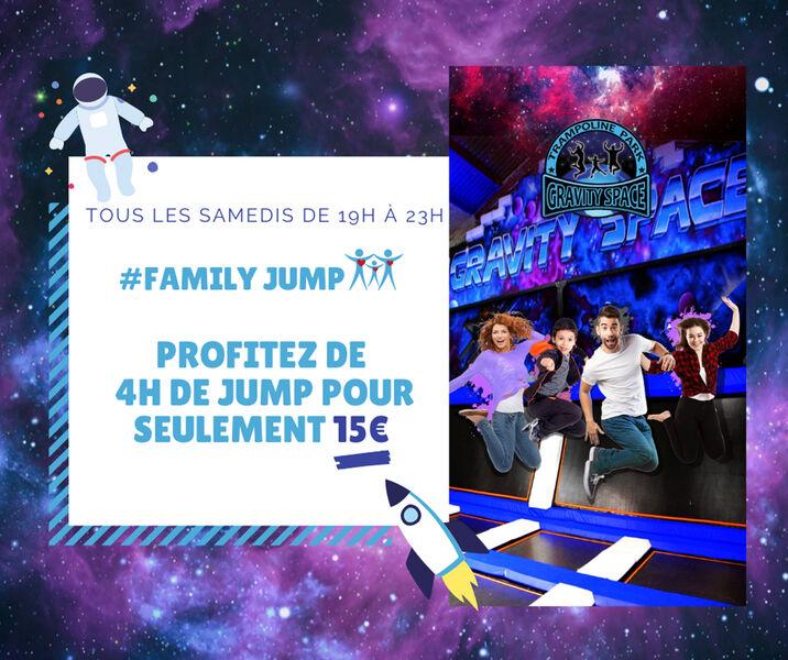 Annulé : Gravity Family Jump à La Seyne-sur-Mer - 0