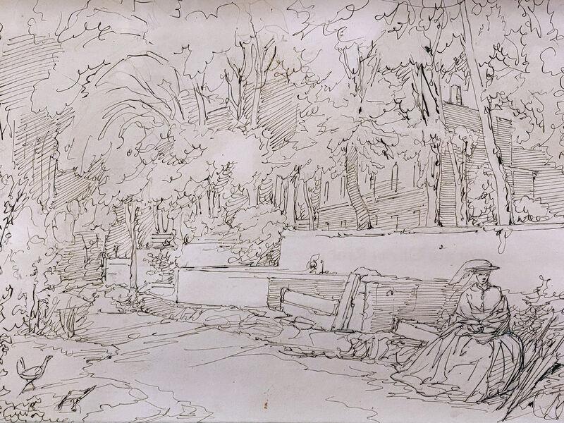 Exposition – Le Paysage, le Bagne, la Caricature de Pierre Letuaire (1798 – 1885) à Toulon - 0