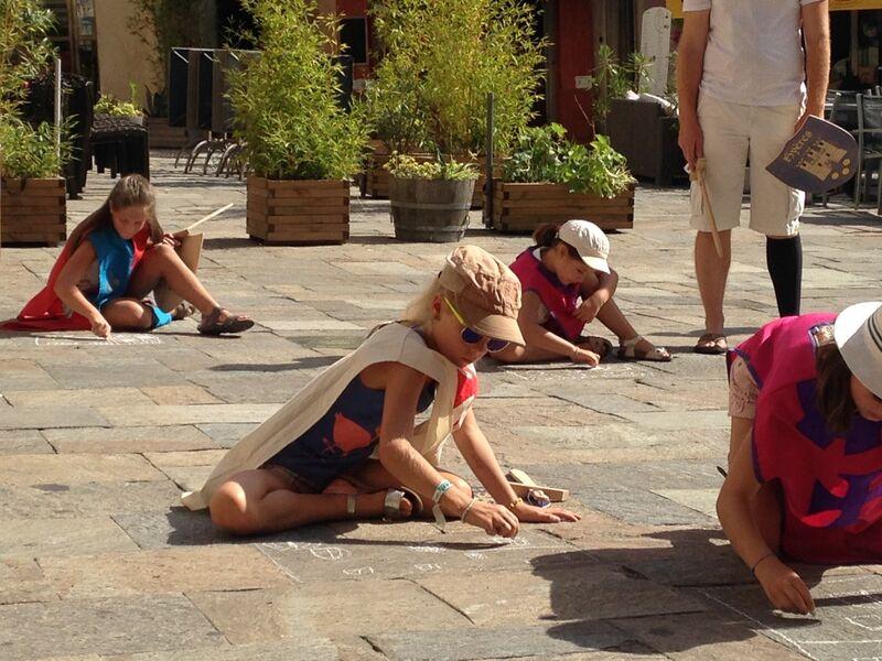 A la recherche du Trésor des Templiers (visite guidée spécial enfants) à Hyères - 5