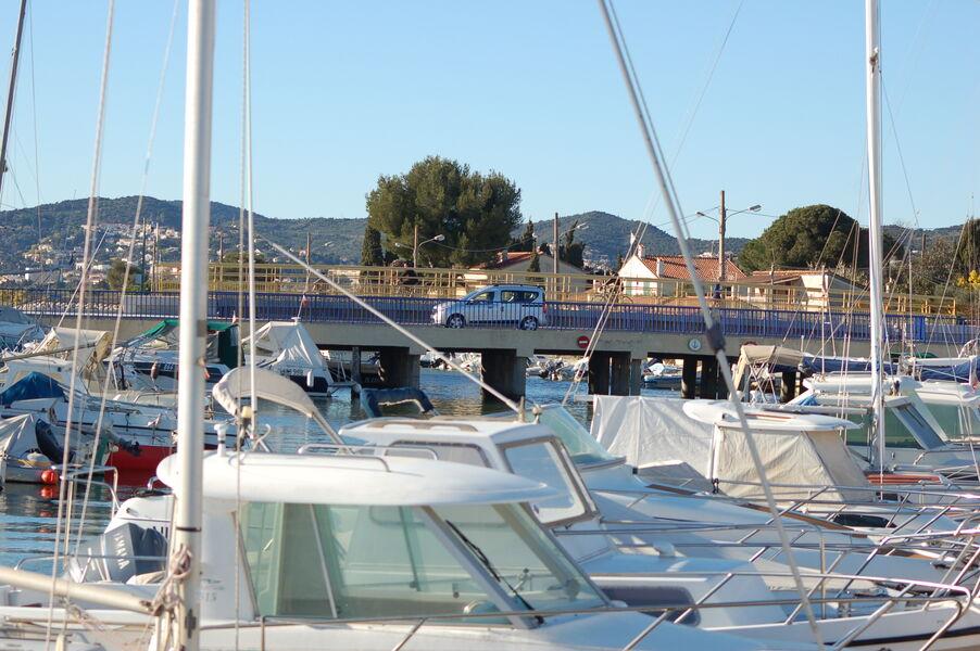 Port de l'Ayguade à Hyères - 3