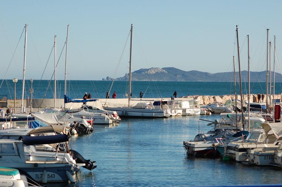 Port de l'Ayguade à Hyères - 8