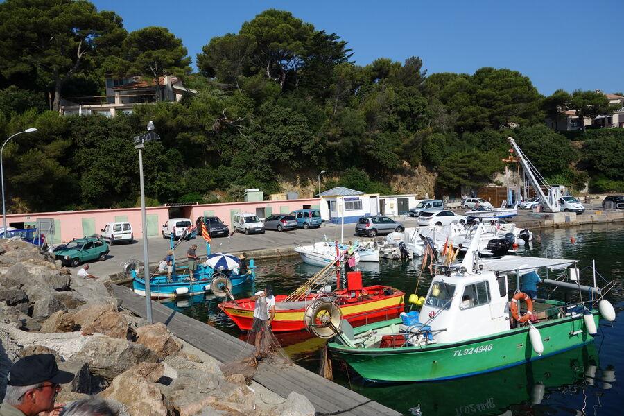 Port du Niel à Hyères - 6