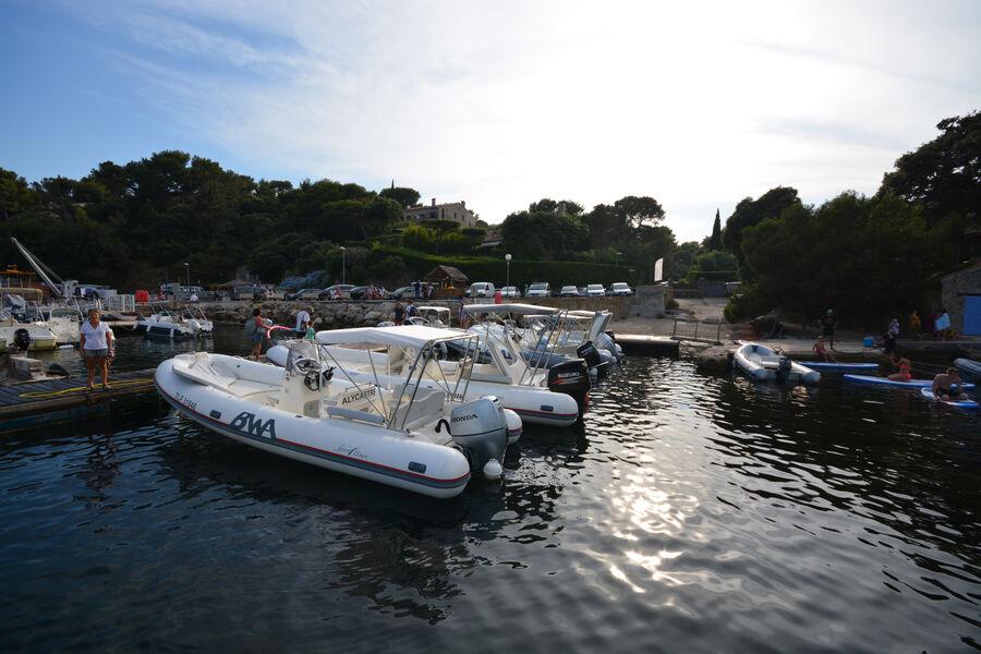 Port du Niel à Hyères - 13