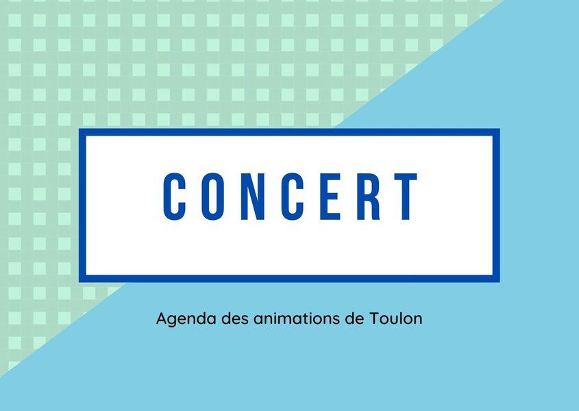 Concert – Orgue, Pascal Marsault à Toulon - 0